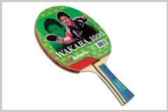 Raquetas de Ping Pong Wakaba